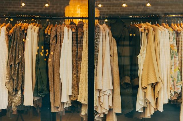 服の数をへらす事で得られるメリットは?少ない服で着回しが良い理由